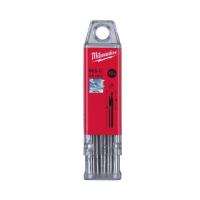 Сверло по металлу Milwaukee HSS-G DIN1897 4.8x 62 мм (10шт)