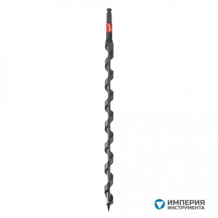 Спиральное сверло Milwaukee IAD 19 x 460 мм (1шт)