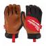 Перчатки с кожаными вставками Milwaukee XL/10