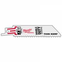 Полотно Milwaukee Thin Kerf S522EF 100 x 18 мм/шаг зуба 1.4 (5шт)