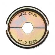 Матрица Milwaukee NF22 Cu 50 (1шт)