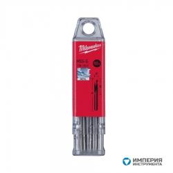 Сверло по металлу Milwaukee HSS-G DIN1897 6 x 66 мм (10шт)