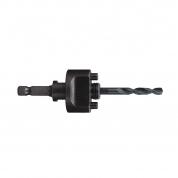 Хвостовик для биметаллических коронокMilwaukee Holesaw Arbor 32-210 мм / Hex 9.5 (1шт)