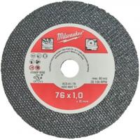 Отрезной диск по металлу Milwaukee SCS41/76 мм ДЛЯ M12 FCOT(5шт)