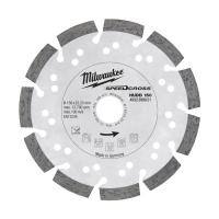 Алмазный диск Milwaukee HUDD 150 мм (1шт)