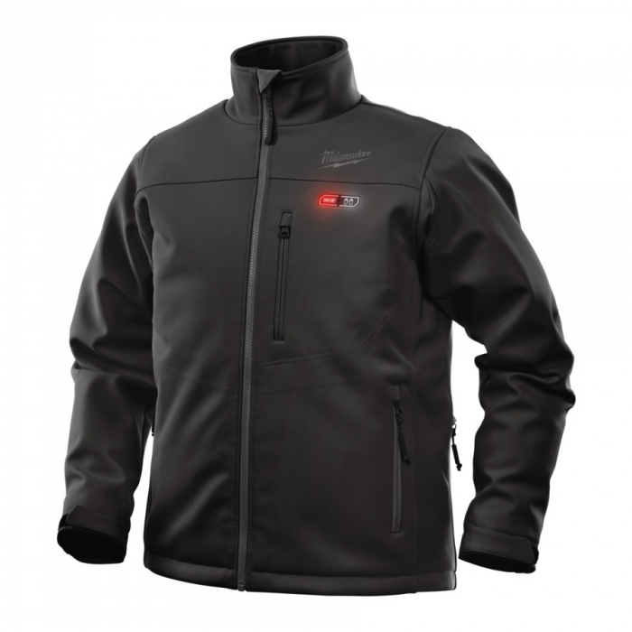 Куртка с электроподогревом Milwaukee M12 HJ BL3-0 (M)