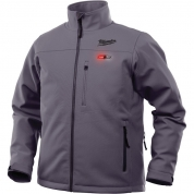 Куртка c электроподогревом Milwaukee M12 HJ GREY3-0 (2XL)