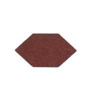 Шлифовальные листы Milwaukee 51 x 95 мм/ зерно 80 (5шт)