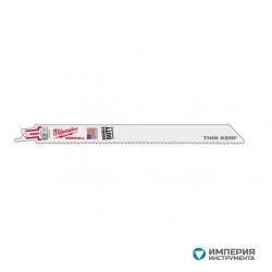Полотно Milwaukee Thin Kerf S1122BF 230 x 14 мм/шаг зуба 1.8 (50шт)