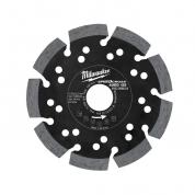Алмазный диск Milwaukee AUDD 125 мм (1шт)