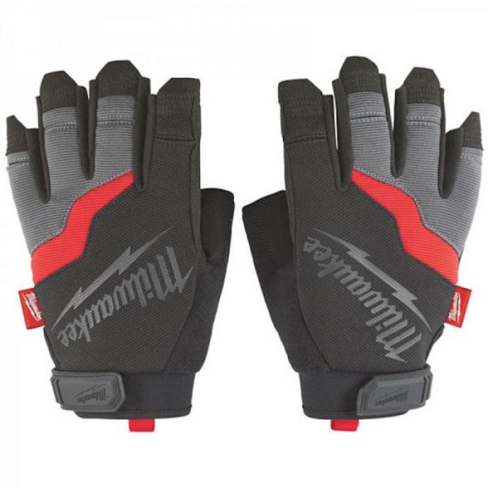 Перчатки беспалые Milwaukee 9/L