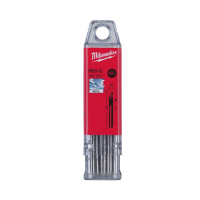 Сверло по металлу Milwaukee HSS-G DIN1897 5x 62 мм (10шт)