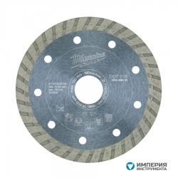 Алмазный диск Milwaukee DUТ 115 (10шт)