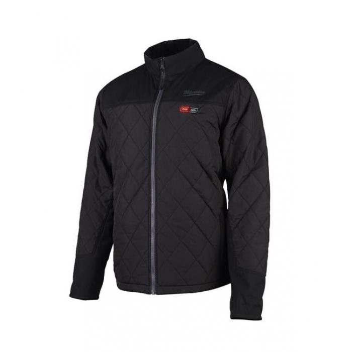 Куртка с подогревом пуховая Milwaukee M12 HJP-0 (S)