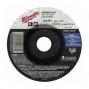 Шлифовальный диск по металлу Milwaukee SG 27 / 125 х 6 PRO+ (1шт)