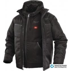 Куртка с подогревом Milwaukee 3-в-1M12 HJ 3IN1-0 (XL)