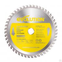 Пильный диск по нержавеющей стали Evolution S185TCT-48CS