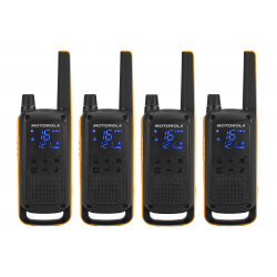 Радиостанции Motorola Talkabout T82 EXTREME QUAD