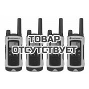 Радиостанции Motorola TLKR T80EX QUAD PACK