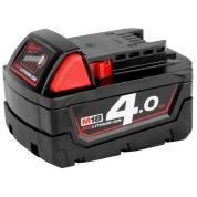 Аккумулятор Milwaukee RED M18 B4 4.0 Ач