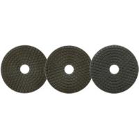 Алмазный полировальный круг Сплитстоун (6A2S 100x40x2,4 №3 (80/63) #200 гранит) Professional