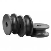 Ролики универсальные для профильной трубы 15-50 мм для трубогиба Stalex TG-50