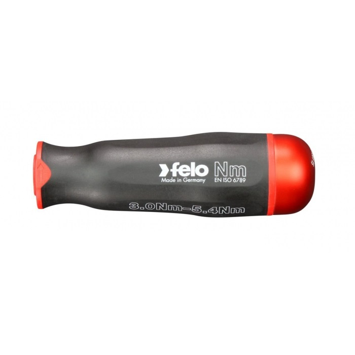 Рукоятка c регулировкой крутящего момента Felo Серия Nm 3,0-5,4 Нм
