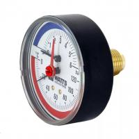 Термоманометр аксиальный Watts TMAX 6-1/2