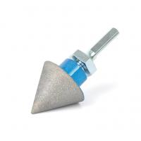 Алмазная коронка для обработки отверстия края плитки MONTOLIT FPS35