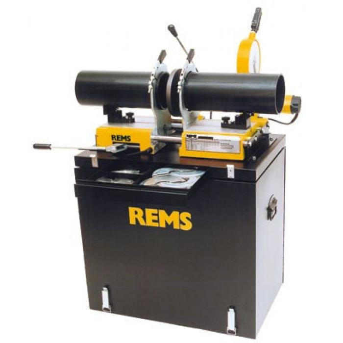 Машина для стыковой сварки REMS ССМ с зажимами для отводов 160 КS - EE