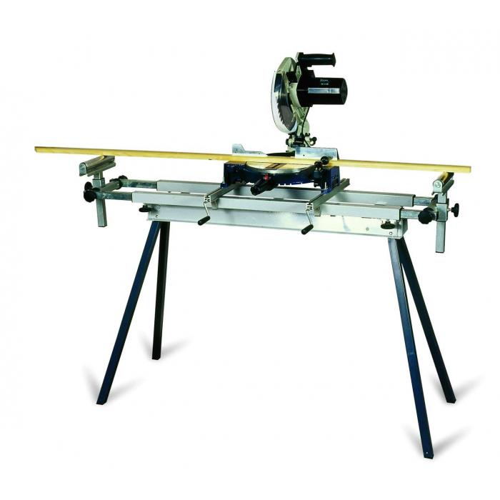 Направляющий стол с поперечным упором для круглых, квадратных и прямоуг. труб для UZ20 Proma