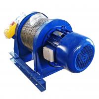 Лебедка электрическая KCD KCD1000 1000кг 60м 380В
