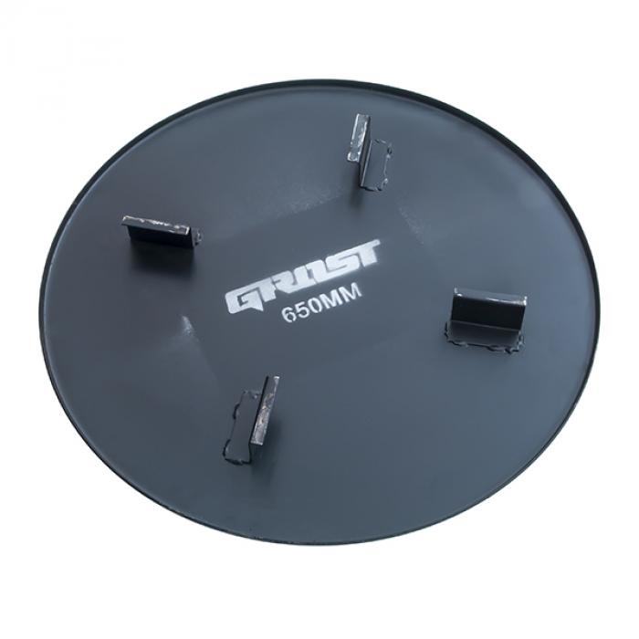 Затирочный диск GROST 770-3 мм 8 кр (двухроторные, однороторные)