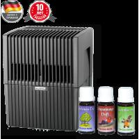 Мойка воздуха Venta LW25 (черная) + мини-набор ароматических добавок в подарок!