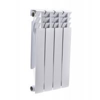 Радиатор биметаллический секционный Wester 500 4 секции