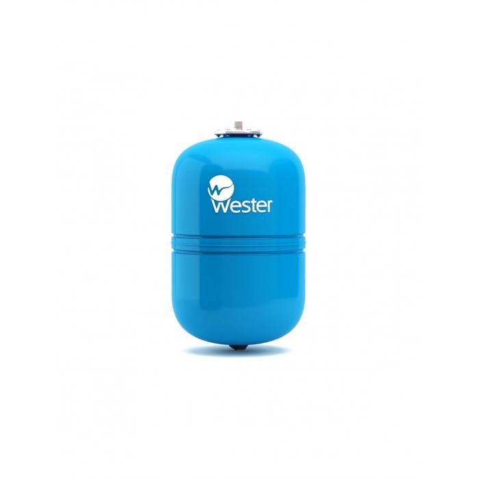 Бак мембранный для водоснабжения Wester Premium WAV18 c нержавеющим контрфланцем