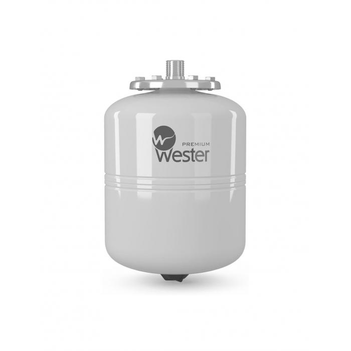 Бак мембранный для ГВС и гелиосистем Wester Premium WDV 18