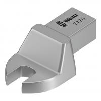 Насадка-рожковый ключ WERA 7770 WE-078600