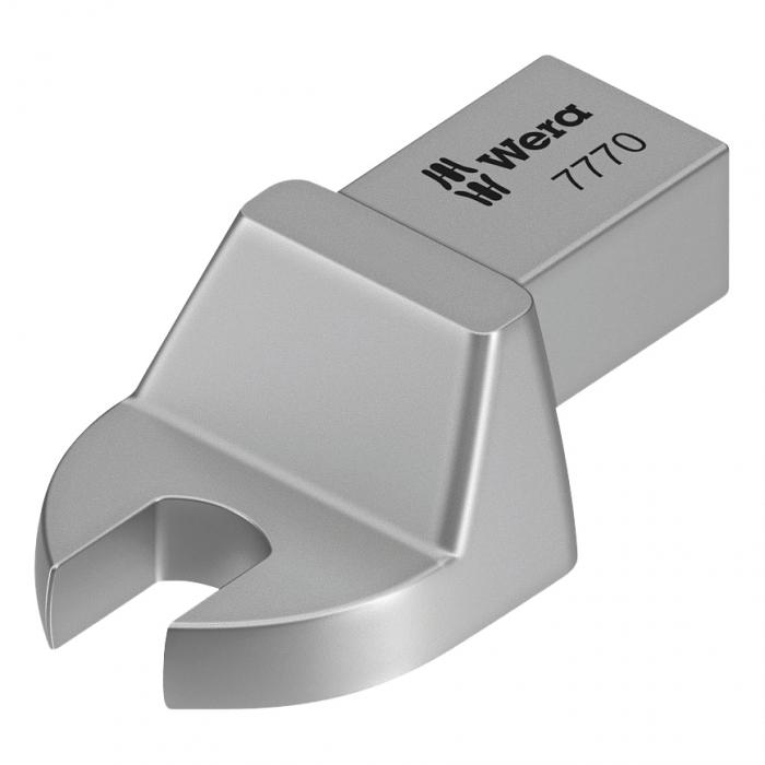 Насадка-рожковый ключ WERA 7770 WE-078604