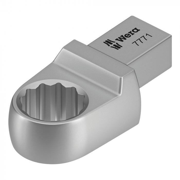 Насадка-рожковый ключ WERA 7771 WE-078629