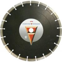 Отрезной алмазный круг Сплитстоун (Turbo 1A1RSS 230x40x2,4x10x22,2x16 железобетон) сухая Professional
