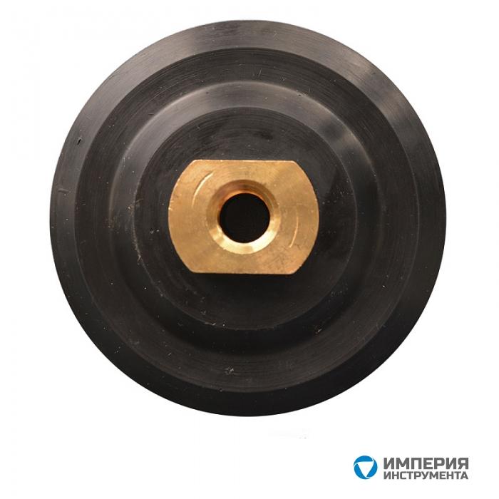 Крепление для шлифовальных кругов, резиновое