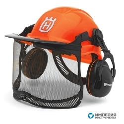 Шлем защитный флуоресцентный Husqvarna Functional