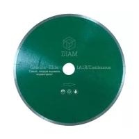 Круг алмазный отрезной DIAM GRANITE-ELITE 400х25,4