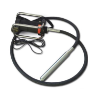 Глубинный вибратор по бетону Dynamic ZIP-150