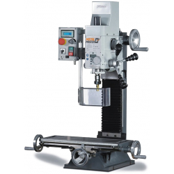 Сверлильный станок MetalMaster MBF 20L