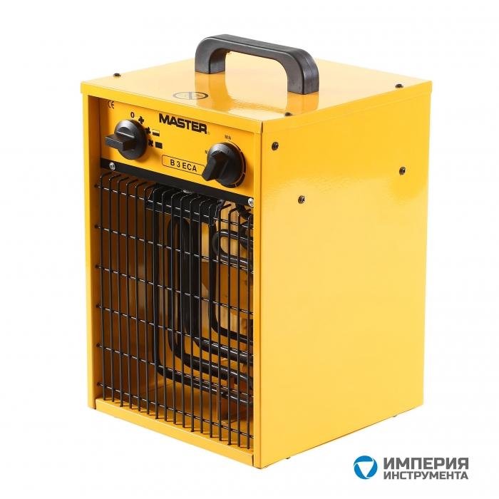 Тепловентилятор электрический MASTER B 3 ECA