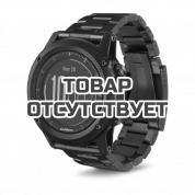 Умные часы черные с титановым браслетом Garmin Fenix 3 Sapphire HR