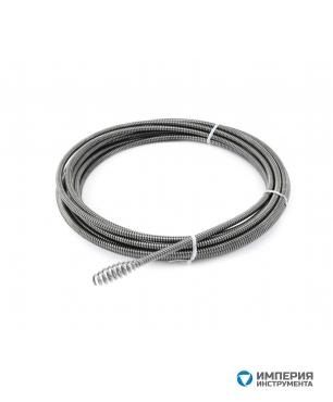 Спираль прочистная со спиральной грушевидной насадкой RIDGID C-1 5/16 (8 мм) 7,6 м