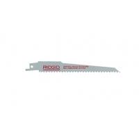 Полотно биметаллическое для грубой распилки древесины RIDGID D-990 (5 шт.)